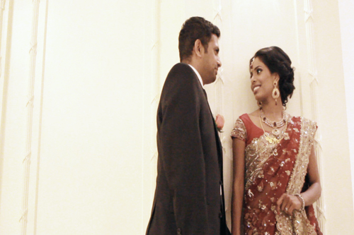 Reception Sep 16th 2011-Senthuran & Logini